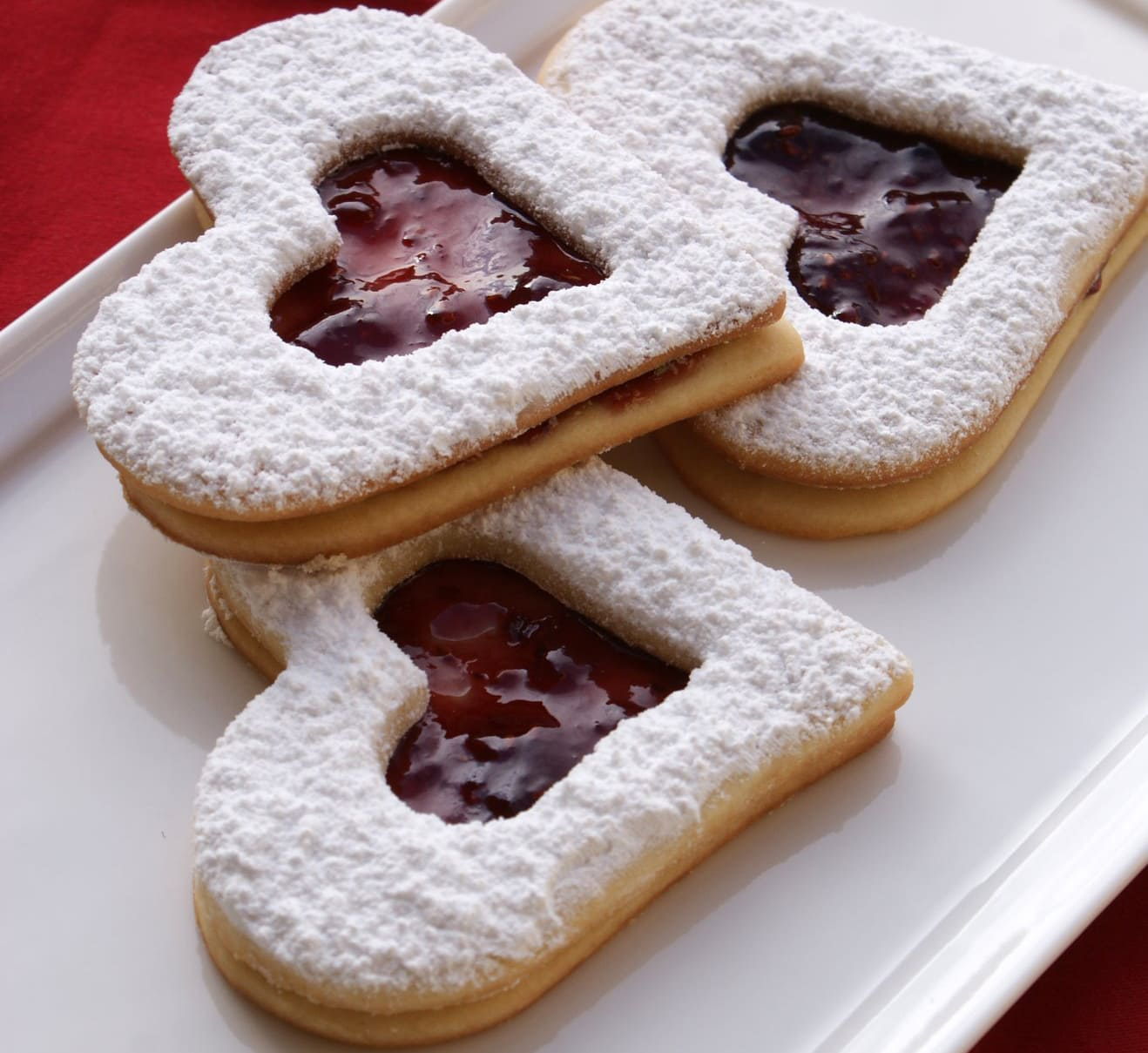 Coocies «Hearts»