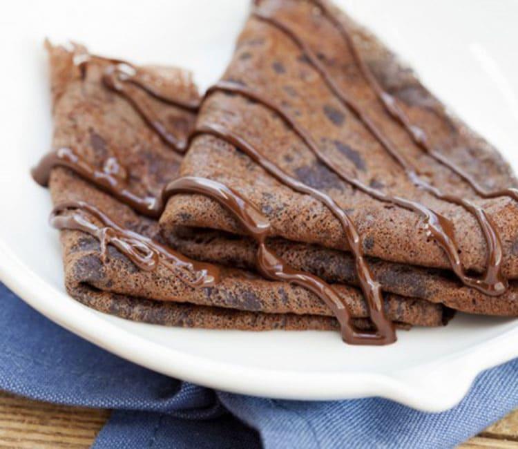 Шоколадно блинный рецепты с фото